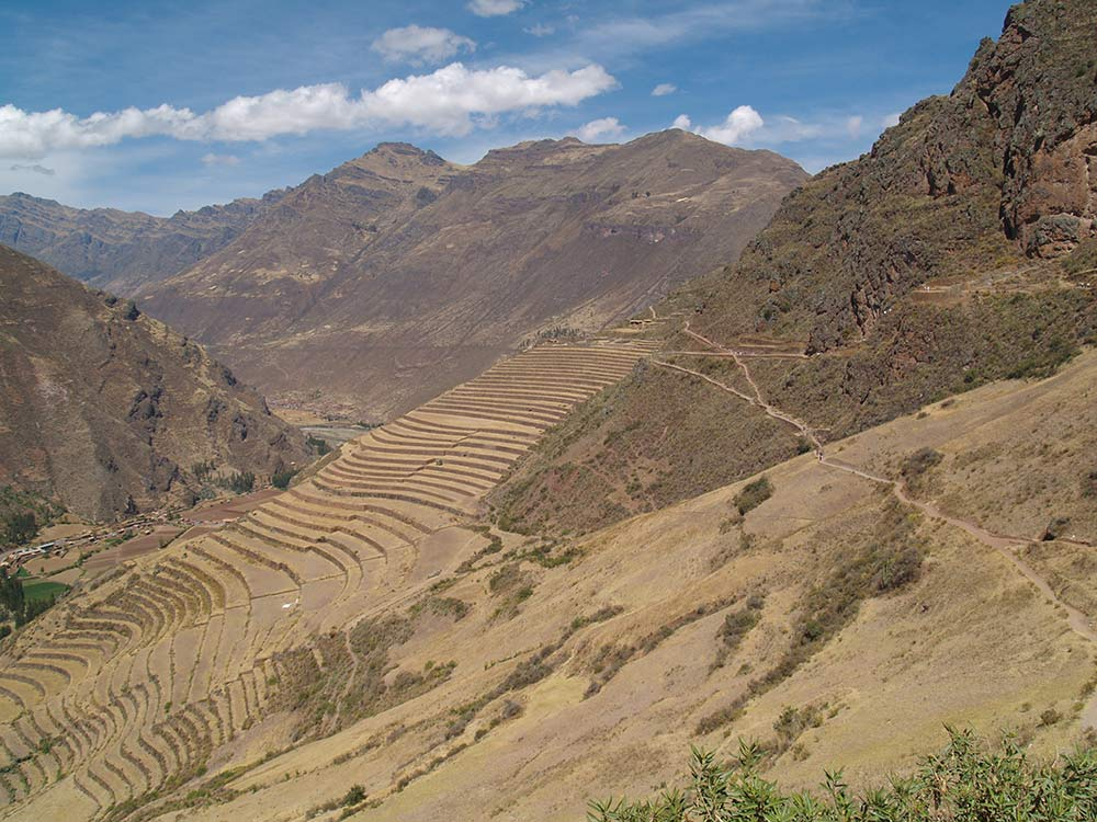 Peru 2007: Valle Sagrado