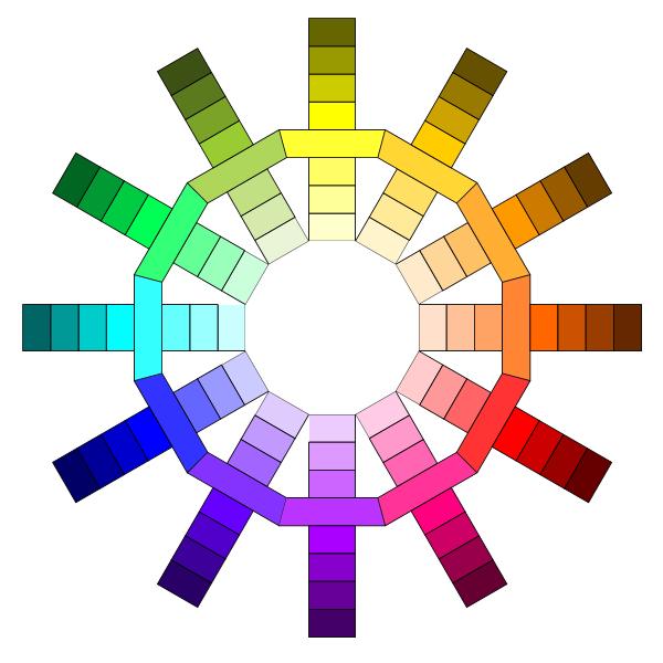 Komplementärfarben Generator
