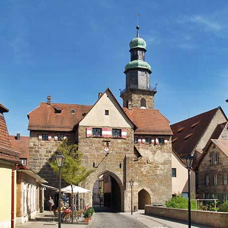 Lauf an der Pegnitz - Nürnberger Tor