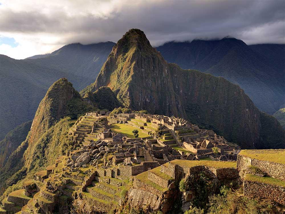 Peru 2007: Machu Picchu